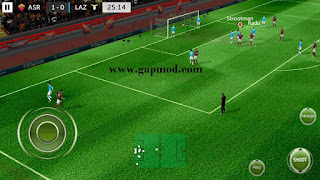 Download First Touch Soccer 2015 Mod FIFA 16 Apk By Asyadad Mubarok