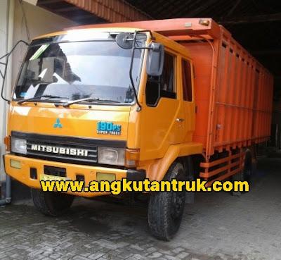 Jasa Angkutan Truk Fuso di Jakarta