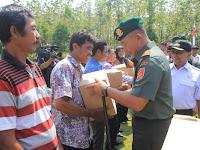Pangdivif 2 Kostrad Pimpin Penutupan TNI Manunggal Membangun Desa Ke - 97