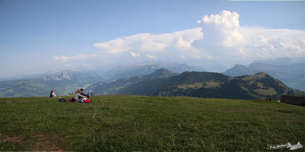 Monte Rigi, Suíça