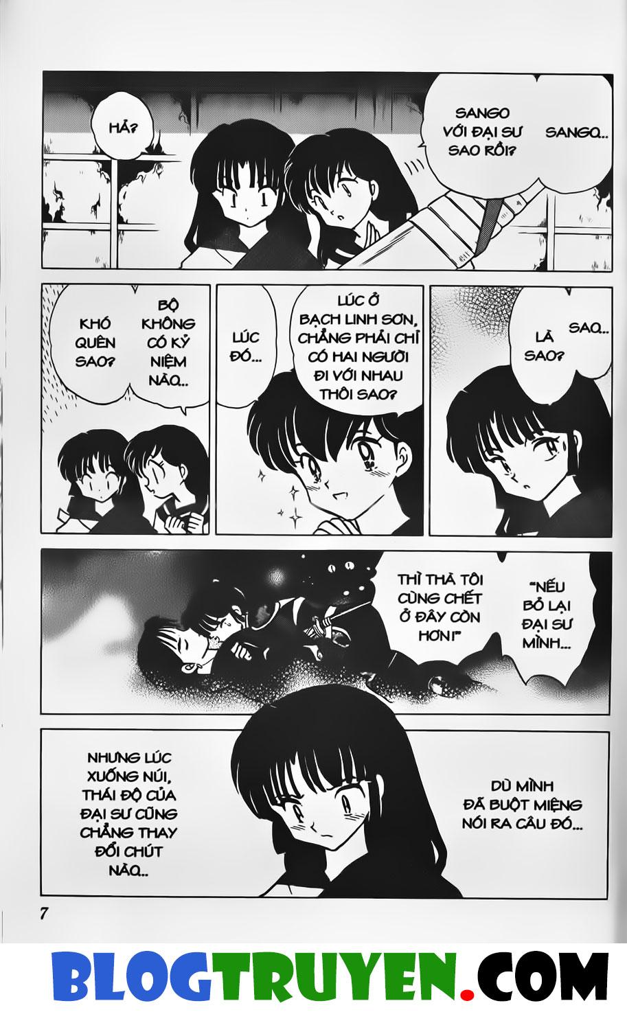 Inuyasha vol 30.1 trang 5
