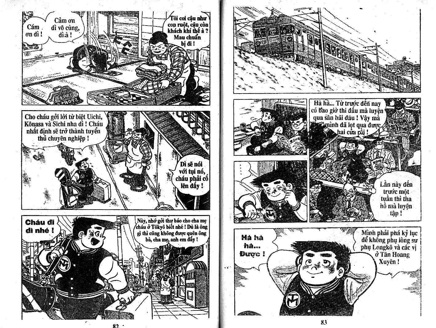 Ashita Tenki ni Naare chapter 21 trang 40