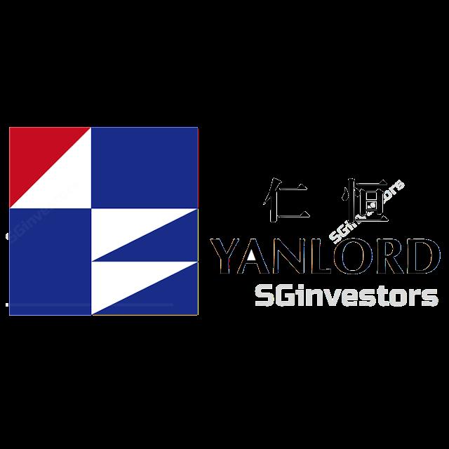 YANLORD LAND GROUP LIMITED (Z25.SI) @ SG investors.io