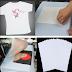Cara Cetak Baju Dengan Transfer Paper