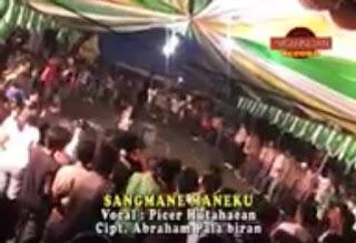 Picer Hutahaean Sangmane Maneku