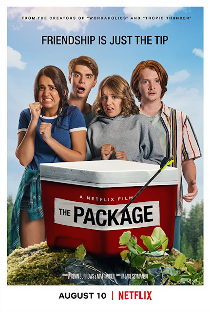 The Package 2018 Netflix Movie Poster