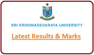 SK University Results 2019