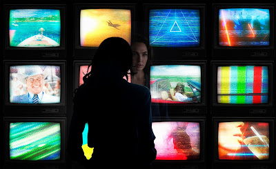 Image of Gal Gadot as Diana Prince / Wonder Woman in Wonder Woman 2 movie
