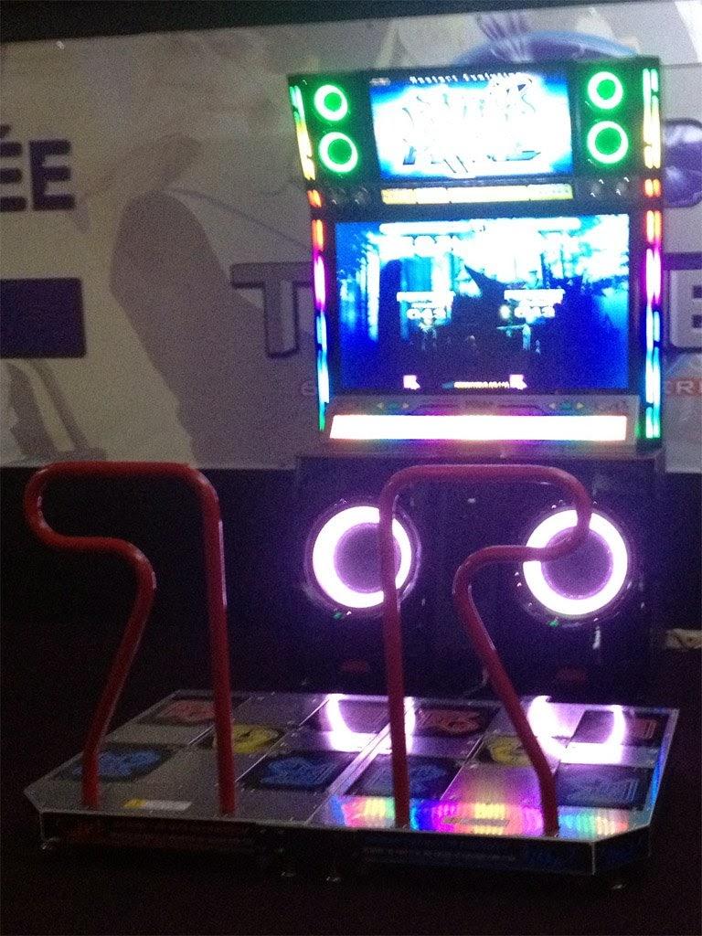 S'Tsung's Blog: Got to play Jubeat Prop!