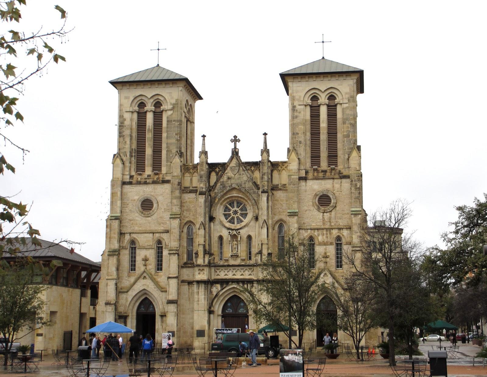 Cannundrums San Fernando Cathedral San Antonio