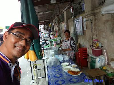 Masjid Haroon Bangkok Halal Food Makanan Halal