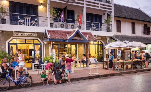 How to Approach Cheap Hotels in Luang Prabang?
