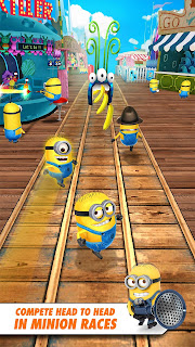 despicable me apk terbaru
