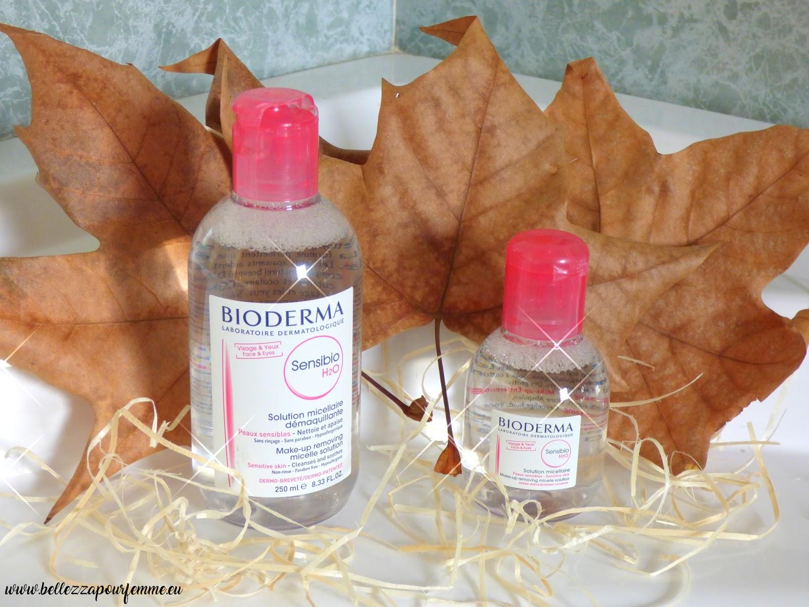 Sensibio H2O di BIODERMA Acqua Micellare recensione