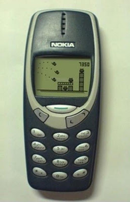 nokia 3310 yang canggih, nokia boleh main angry bird, nokia 3310 boleh main games angry bird,