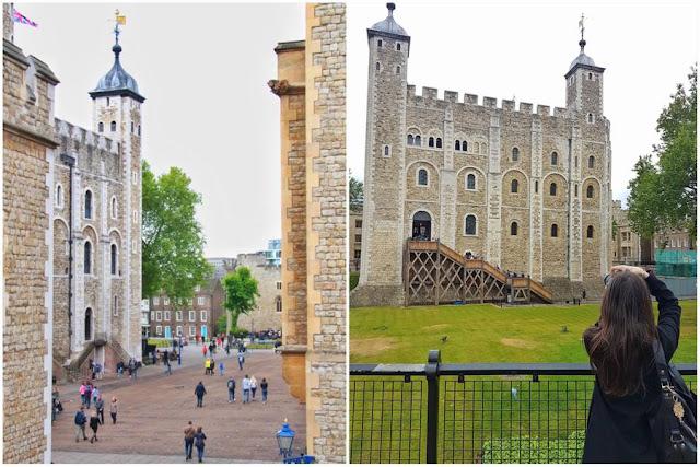 La Torre de Londres, una de las visitas imprescindibles de Londres