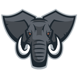 logo gajah hd