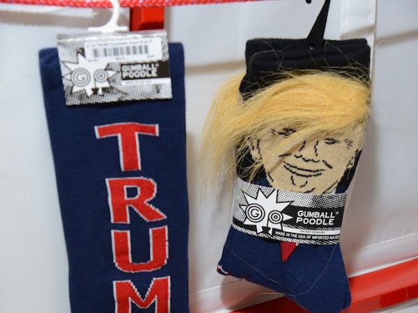 Will Trump Socks Trend?