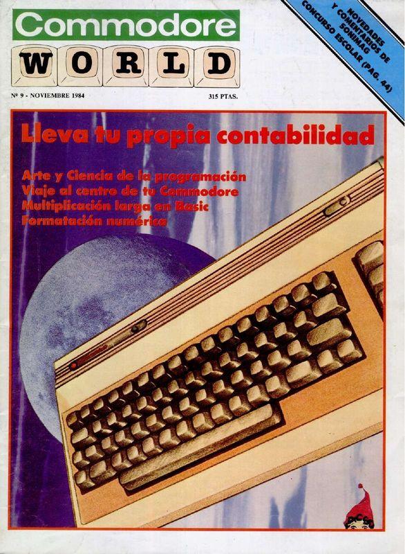 Commodore World #09 (09)