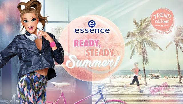 essence READY, STEADY, SUMMER
