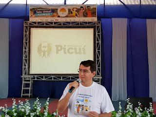 Picuí realiza o I Fórum Comunitário do Selo UNICEF