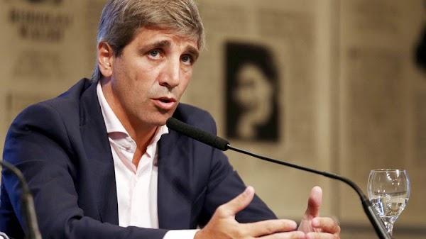 Paradise Papers: denunciaron a Luis Caputo por sus empresas offshore