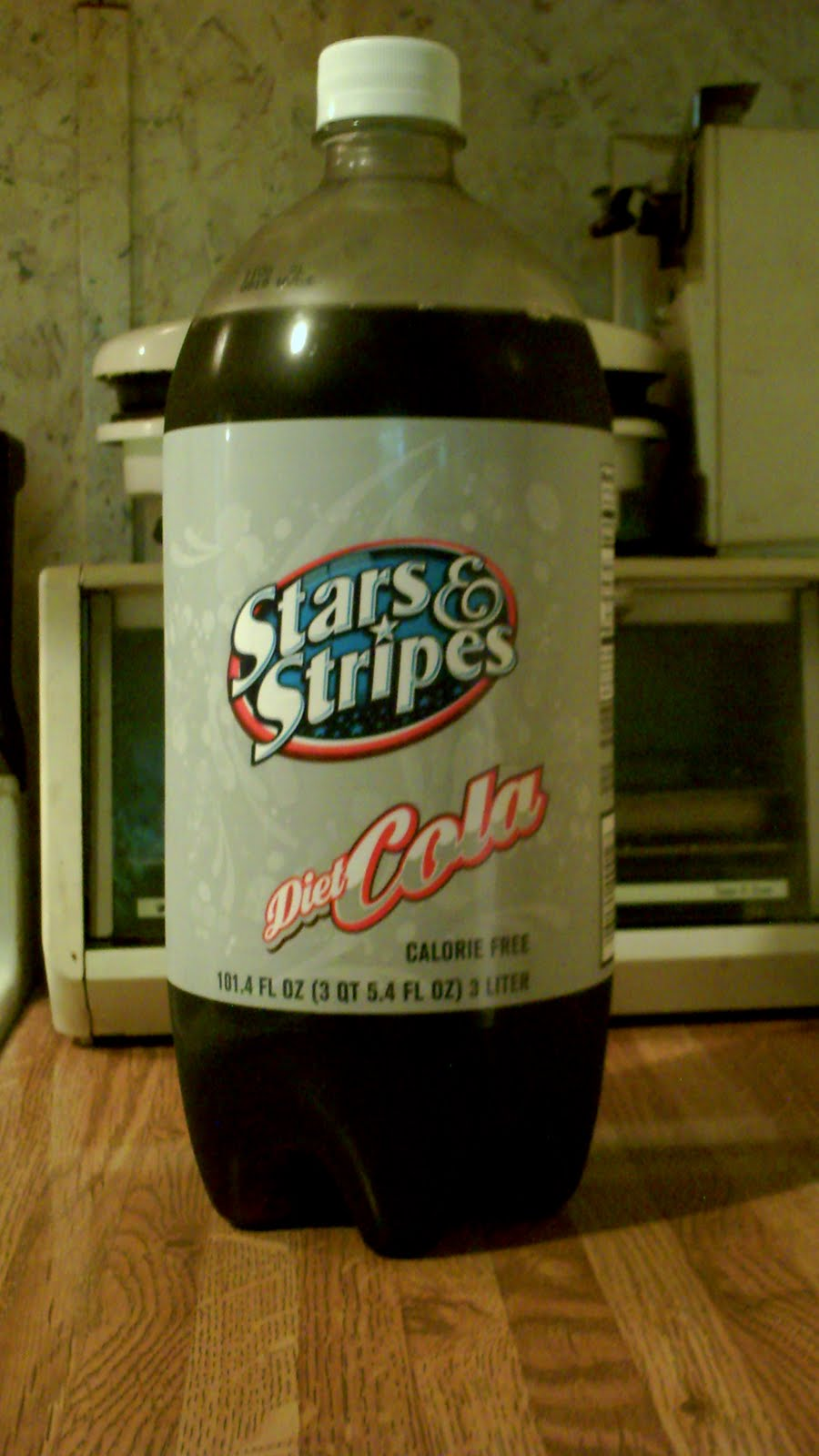 Fanboys Forever: Brandon reviews five kinds of generic diet soda
