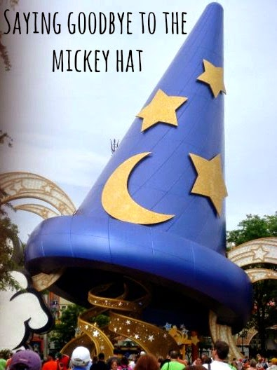 Saying Goodbye to the Mickey Hat