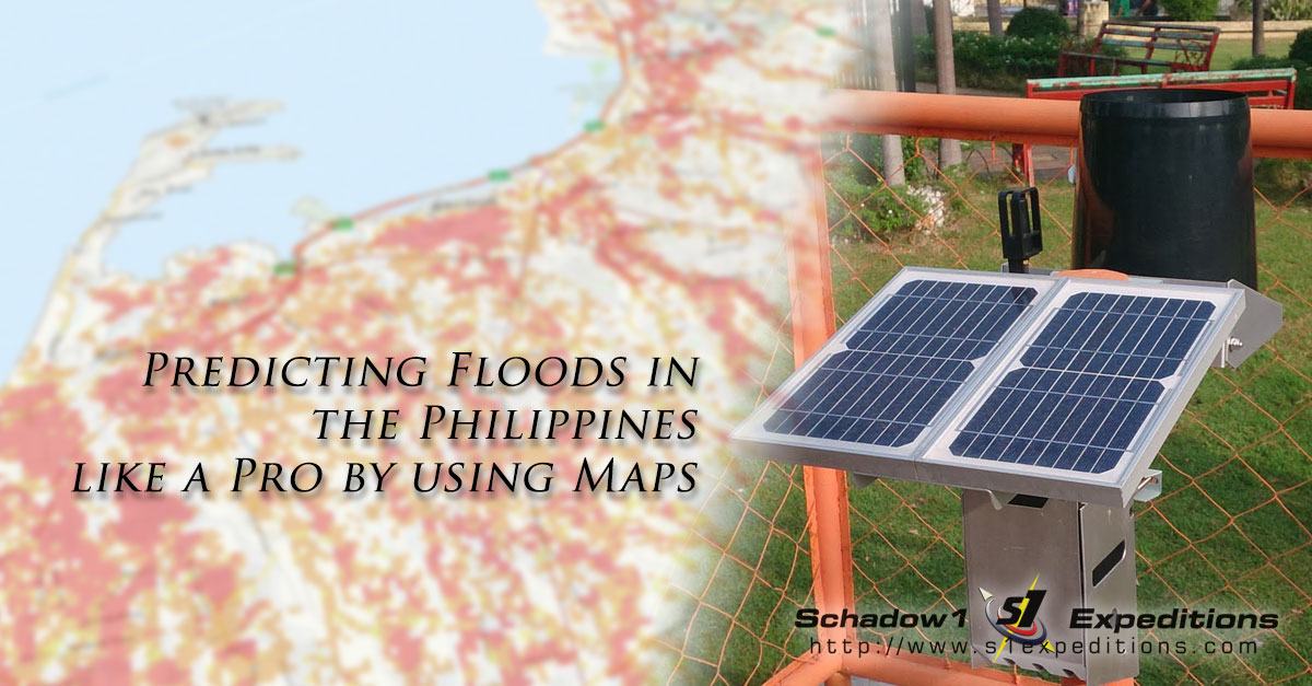 Predicting Floods in the Philippines using Maps - Schadow1 Expeditions
