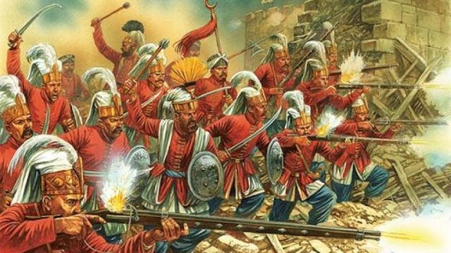 أهم معارك الدولة العثمانية