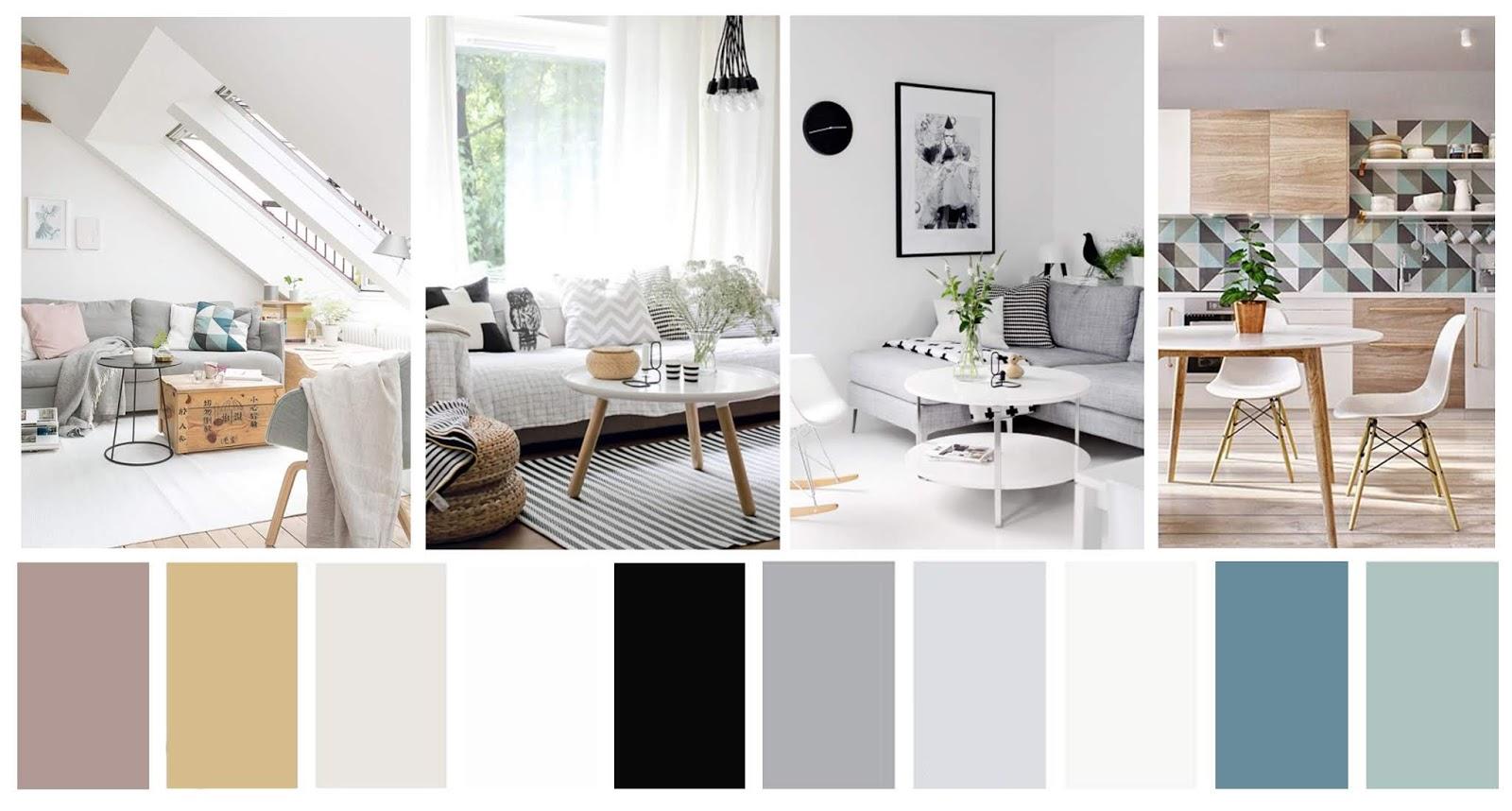 como decorar tu piso de alquiler estilo nórdico