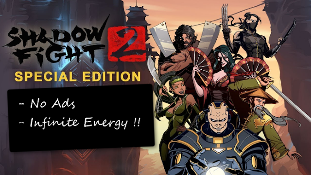 Download Shadow Fight 2 Special Edition v1.0.0 Mod Apk (Unlimited Money)