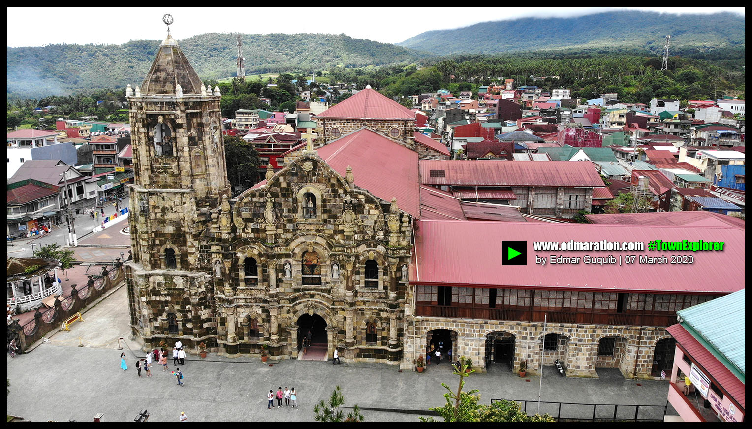 LUCBAN CHURCH AERIAL/DRONE SHOT