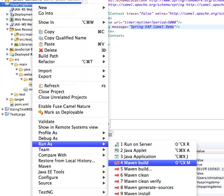 Red Hat JBoss Fuse - 3 ways to develop you Fuse application in JBoss