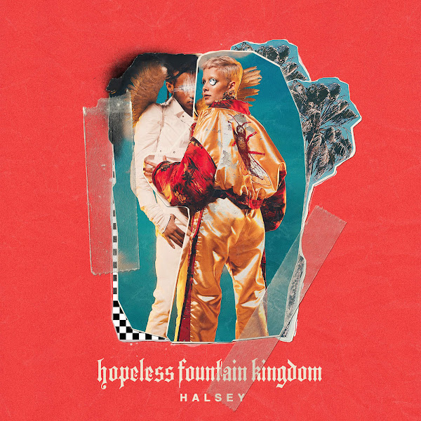 Halsey - hopeless fountain kingdom (Deluxe) Cover