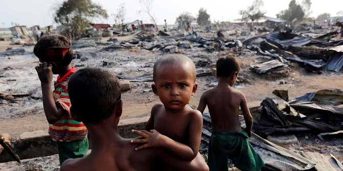 MoU Repatriasi Rohingya tak Jamin Kebebasan Diluar Rakhine