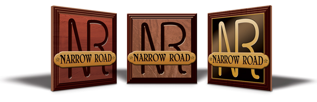 Logo Update - Narrow Road Band - Atascadero - Studio 101 West Marketing and Design