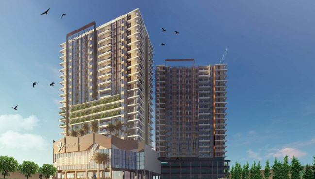 Apartemen Mixed Use Akasia Lifemark