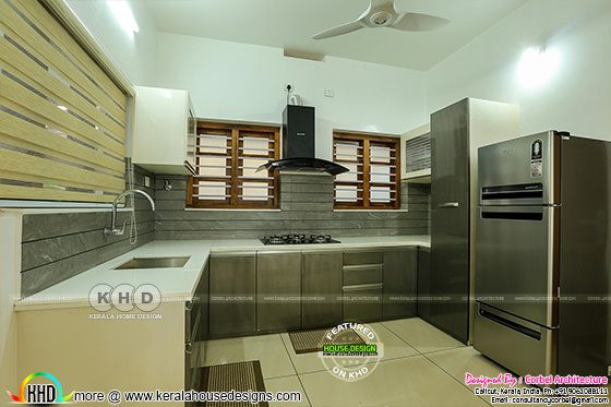Kerala kitchen interior 2017