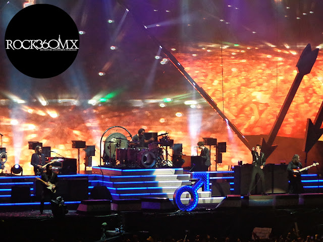 THE KILLERS FORO SOL