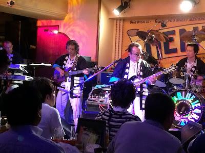 Takeshi Terauchi and Blue Jeans live