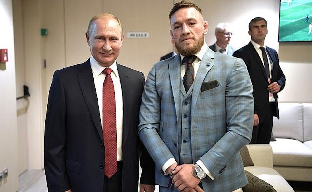 Conor McGregor net worth