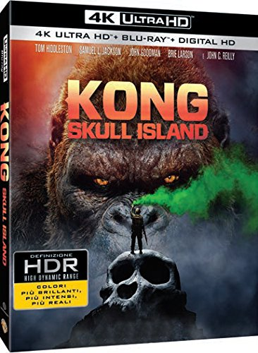 Kong: Skull Island Home Video