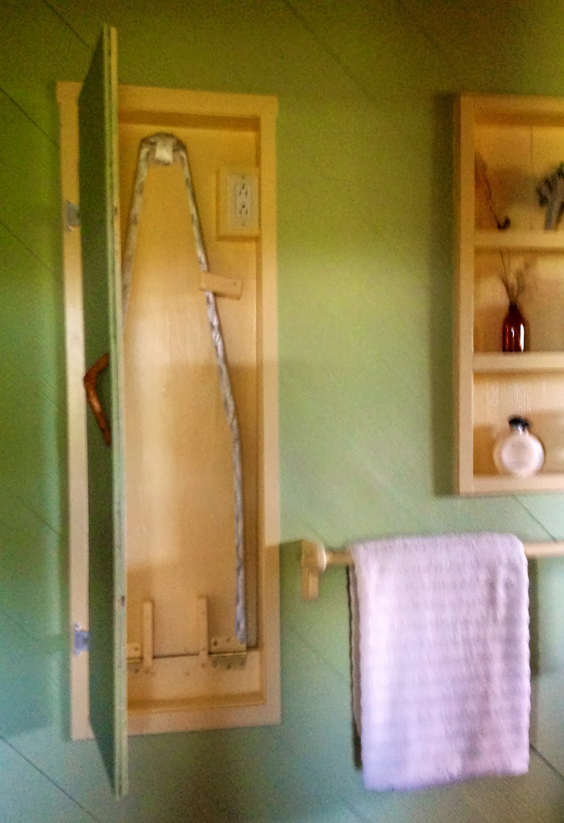 Build and Rebuild, Island style: Iron Woman - DIY Built-in ...