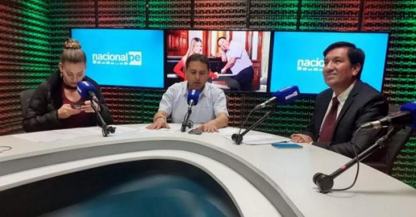 JUAN CADILLO: Queremos apostar por proyectos innovadores originales pero alineados al currículo nacional - FONDEP - www.fondep.gob.pe