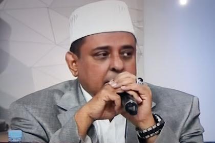Ustadz Yusuf Martak: Habib Rizieq Saat Ini Dicekal Tak Bisa Keluar Dari Arab Saudi