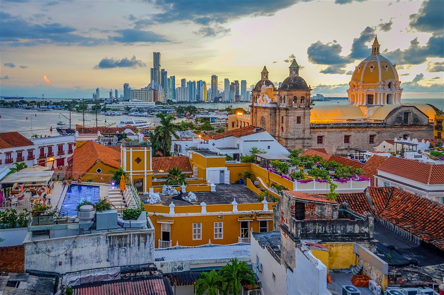 Cartagena | Cidade da Colômbia