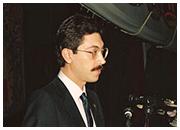 Antonio luis Márquez Tobajas, Pregonero 1990
