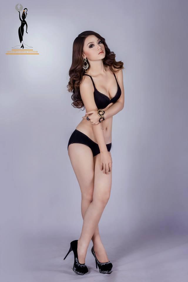 Myanmar Celebrities Myanmar Sexy Girls Collection 10-2774