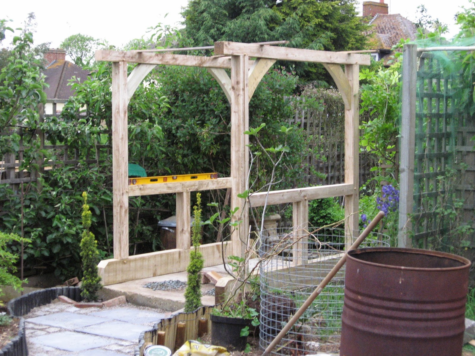 Notes From An English Garden The Lych Gate
